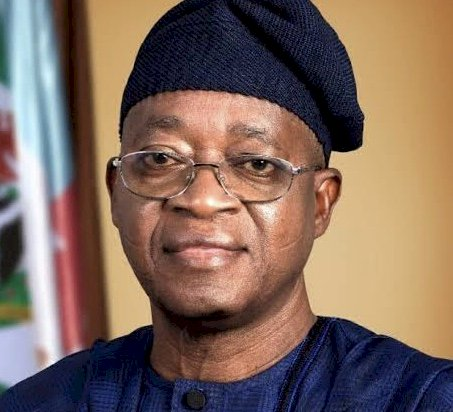GOVERNOR OYETOLA LIFT CURFEW IN OSUN FOLLOWING CITIZEN'S COMPLIANCE