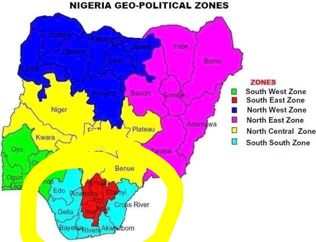 READ AN INTERESTING THREAD ABOUT SOUTH-SOUTH NIGERIA