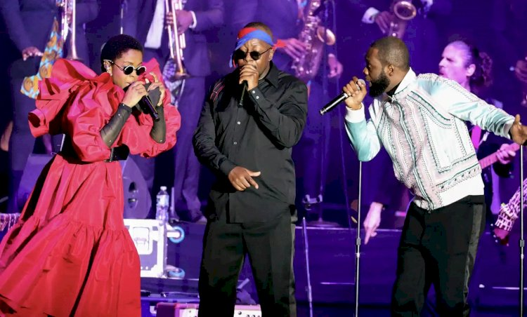 THE FUGEES KICK OFF REUNION TOUR TWENTY FIVE YEARS AFTER THEIR LAST ALBUM