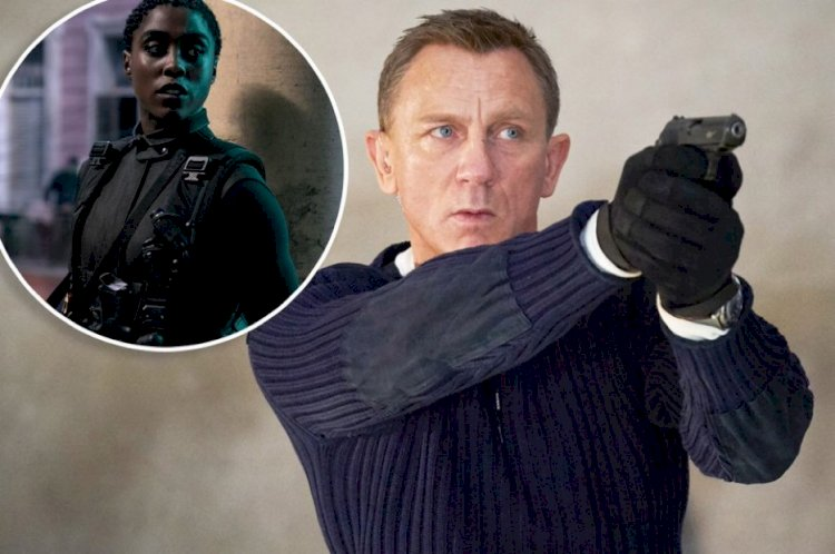 DANIEL CRAIG FROWNED AT THE IDEA OF A FEMALE JAMES BOND